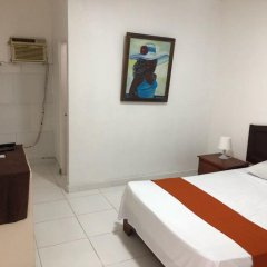 Отель Bocachica Beach Hotel Доминикана, Бока Чика - отзывы, цены и фото номеров - забронировать отель Bocachica Beach Hotel онлайн комната для гостей фото 2