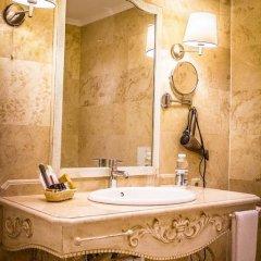 Гостиница Новомосковская 5* Стандартный номер с различными типами кроватей фото 14