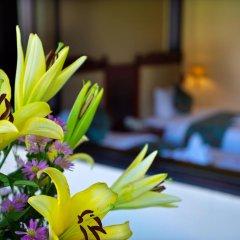 Отель Agribank Hoi An Beach Resort 3* Вилла с различными типами кроватей фото 12