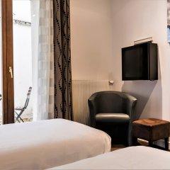 Отель Hôtel du Maine 2* Номер Делюкс с различными типами кроватей фото 12