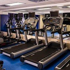 Отель SpringHill Suites by Marriott New York LaGuardia Airport США, Нью-Йорк - отзывы, цены и фото номеров - забронировать отель SpringHill Suites by Marriott New York LaGuardia Airport онлайн фитнесс-зал