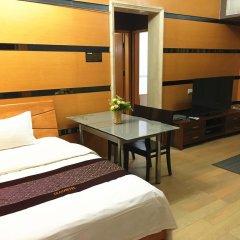 Апартаменты She & He Service Apartment - Huifeng Апартаменты с различными типами кроватей фото 4