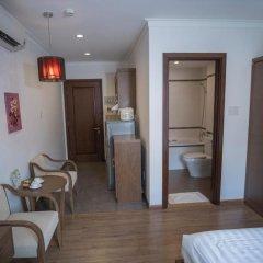 Апартаменты Song Hung Apartments Студия с различными типами кроватей фото 7