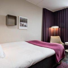 Hotel Birger Jarl 4* Стандартный номер с двуспальной кроватью фото 19