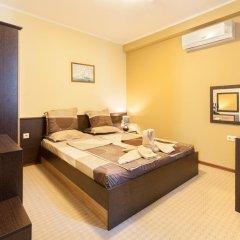 Отель Villa Brigantina Болгария, Солнечный берег - 1 отзыв об отеле, цены и фото номеров - забронировать отель Villa Brigantina онлайн комната для гостей фото 2