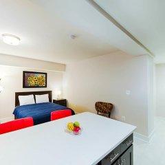Отель Ginosi Dupont Circle Apartel 3* Студия с различными типами кроватей фото 11
