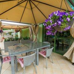 Отель Family Hotel Gallery Болгария, Солнечный берег - отзывы, цены и фото номеров - забронировать отель Family Hotel Gallery онлайн балкон
