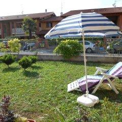 Отель Il Glicine sul Garda B&b Монцамбано фото 3