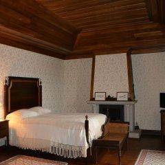Отель Solar dos Correia Alves Люкс разные типы кроватей