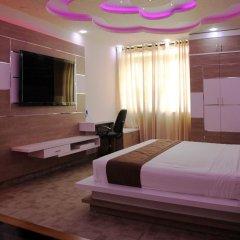 Hotel Royal Castle 3* Улучшенный номер с различными типами кроватей фото 6
