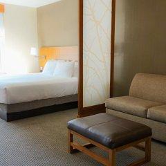 Отель Hyatt Place Chicago-South/University Medical Center Стандартный номер с различными типами кроватей