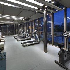 Unkai Hotel фитнесс-зал