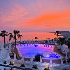 Отель Sentido Flora Garden - All Inclusive - Только для взрослых Сиде бассейн
