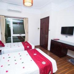 Hanoi Central Park Hotel 3* Номер Делюкс с различными типами кроватей фото 9