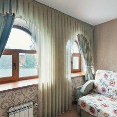 Гостиница Кремлевский 4* Люкс с 2 отдельными кроватями фото 2