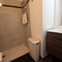 Отель Centragence Les Terrasse De Gairaut Vue Mer Ницца ванная