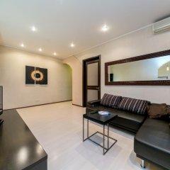 Апартаменты Universitet Luxury Apartment Улучшенные апартаменты с разными типами кроватей фото 7