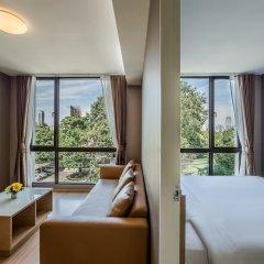 Отель Like Sukhumvit 16 4* Люкс фото 22