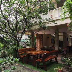 Отель Feung Nakorn Balcony Rooms and Cafe Бангкок фото 8