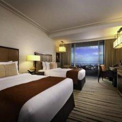 Отель Marina Bay Sands 5* Номер Делюкс с 2 отдельными кроватями фото 5