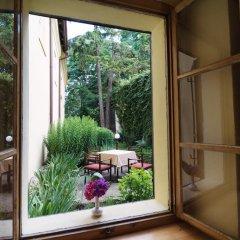 Гостевой Дом Pension Dientzenhofer Прага балкон