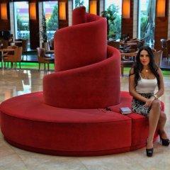 The Anatolian Hotel гостиничный бар