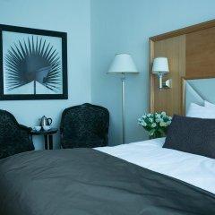 Гостиница Милан 4* Номер Комфорт с двуспальной кроватью фото 5