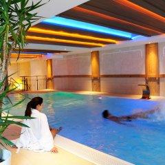 Отель Laerchenhof Стельвио бассейн фото 3