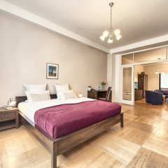 Апартаменты National Theatre Apartments Прага комната для гостей фото 3