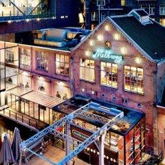 Отель Museum District Guest Suite Amsterdam Center балкон