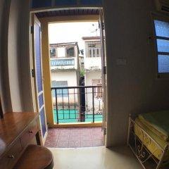 Отель Roof View Place 2* Стандартный номер с двуспальной кроватью фото 7