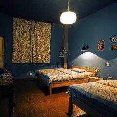 Chengdu Steam Hostel Стандартный номер с 2 отдельными кроватями