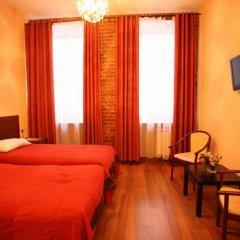 Гостиница Аве Цезарь 3* Улучшенный номер с различными типами кроватей фото 5