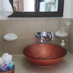 Hotel Camino Maya Ciudad Blanca ванная фото 2