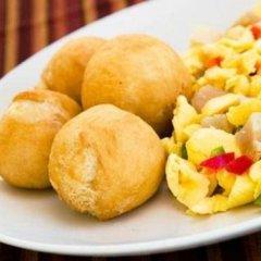 Отель Cazwin Villas Ямайка, Монтего-Бей - отзывы, цены и фото номеров - забронировать отель Cazwin Villas онлайн питание фото 3