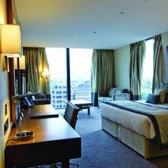 Leonardo Royal Hotel London Tower Bridge 4* Представительский номер с различными типами кроватей фото 4