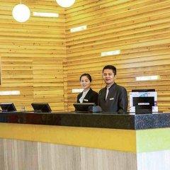 Отель Yitel Hotel Xiamen University Branch Китай, Сямынь - отзывы, цены и фото номеров - забронировать отель Yitel Hotel Xiamen University Branch онлайн интерьер отеля фото 3