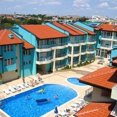 Отель Bulgarienhus Nev Villa бассейн