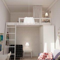 Хостел КойкаГо Номер Эконом с разными типами кроватей (общая ванная комната) фото 10