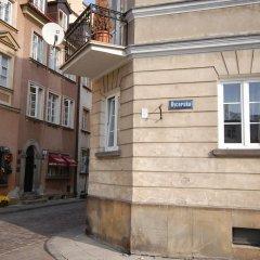 Отель Barbakan Apartament Old Town Улучшенные апартаменты с различными типами кроватей фото 27