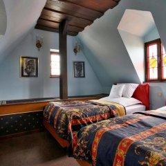 Отель U Pava Прага комната для гостей фото 4