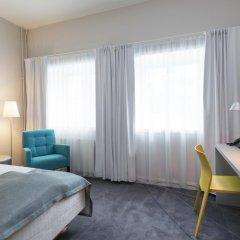 Thon Hotel Trondheim 3* Стандартный номер с двуспальной кроватью фото 8