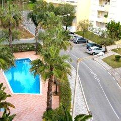 Отель Antelius CD 82 парковка