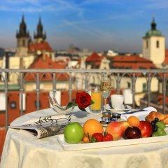 Отель Grand Bohemia Прага в номере фото 2
