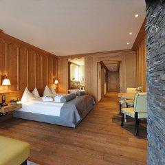 ERMITAGE Wellness- & Spa-Hotel 5* Люкс с различными типами кроватей фото 10