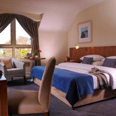 Castleknock Hotel 4* Стандартный номер с двуспальной кроватью
