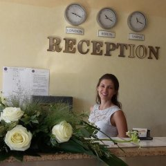 Adamo Hotel интерьер отеля фото 2
