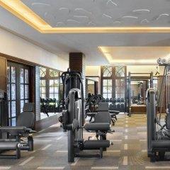 Отель The St. Regis Mauritius Resort фитнесс-зал фото 4