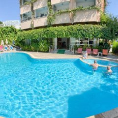 Orkide Hotel Турция, Мармарис - 1 отзыв об отеле, цены и фото номеров - забронировать отель Orkide Hotel онлайн бассейн