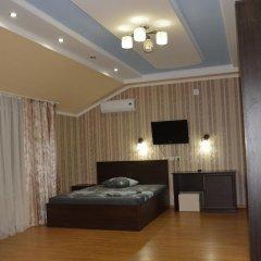 Гостевой Дом Эдельвейс комната для гостей фото 2